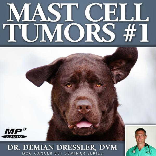 Why Benadryl for Mast Cell Tumors -- how an over-the-counter